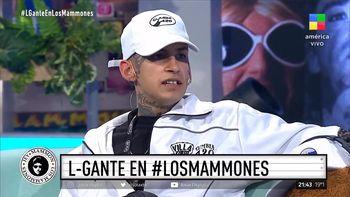 La reflexión de L-Gante sobre la política en la Argentina