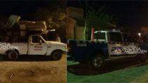 cuenca xv: una mujer intento usurpar una casa y llego la policia