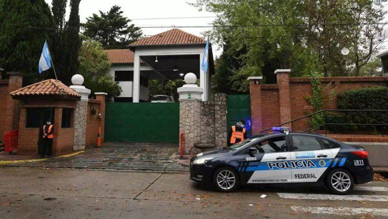 Ya investigan al Presidente por las visitas en Olivos