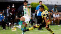 defensa se trajo un empate desde paraguay