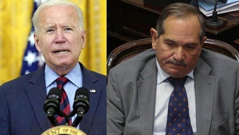 ¿Y Alperovich?: Biden le pidió la renuncia a un gobernador denunciado por acoso sexual