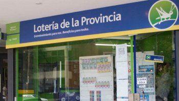 Resultados de la Quiniela de la Provincia: Primera del 30