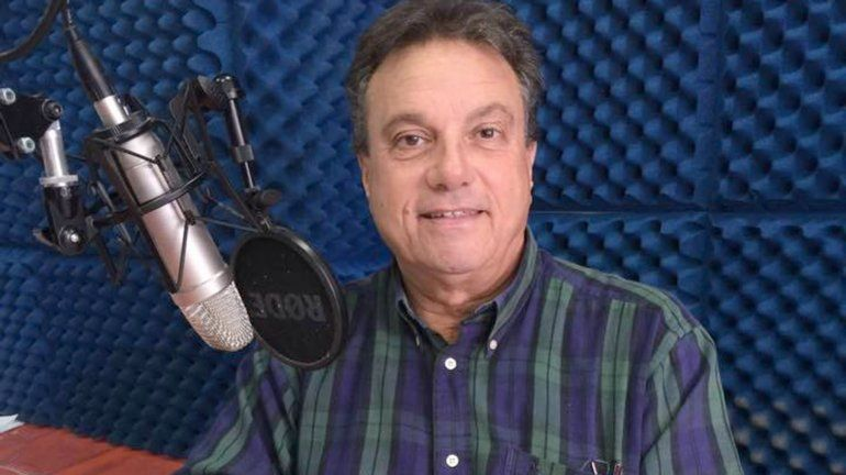 El periodista Carlos Eguía será candidato a diputado nacional por el ARI