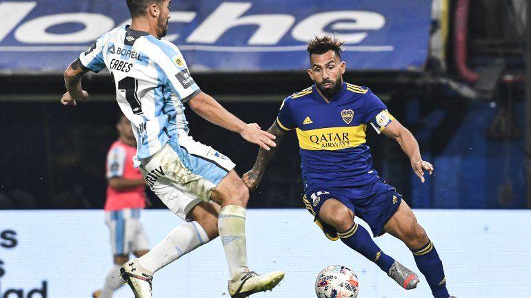 Pese al gol imposible que erró Tevez y al esta noche no duermo, ¡ganó Boca!