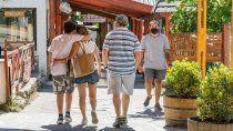 el turismo recibe algo de aire con un 80% de ocupacion