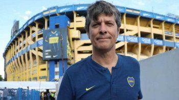 pergolini disparo contra el consejo de futbol tras los incidentes de boca