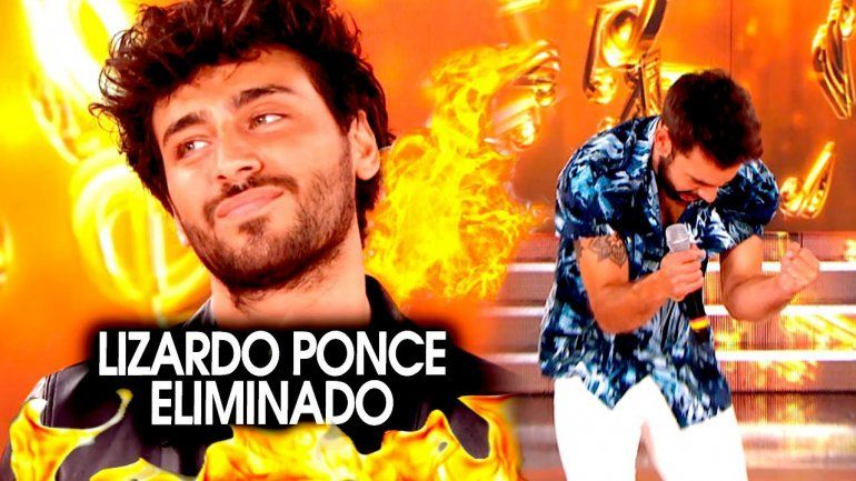 Sorpresa en el Cantando: se fue Lizardo Ponce, sigue Cachete Sierra