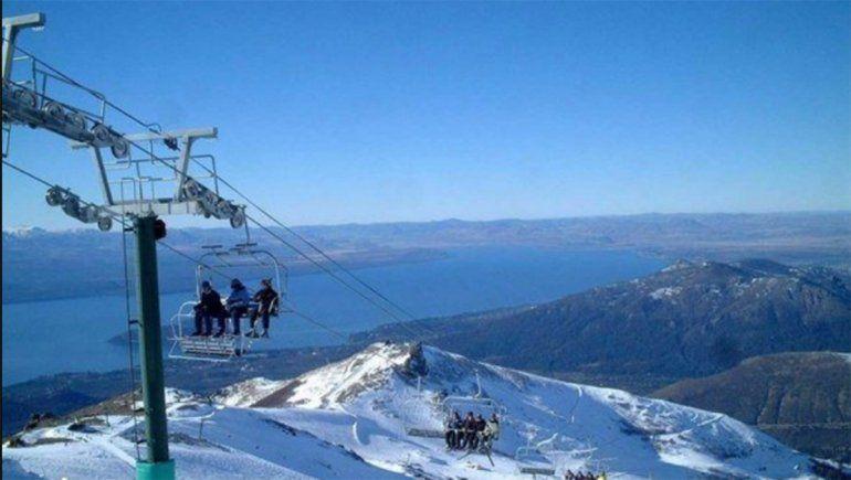 Bariloche espera iniciar la temporada el primer fin de semana de julio