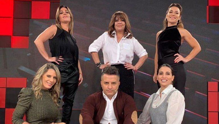 Rocío Marengo se despidió de LAM con un terrible blooper