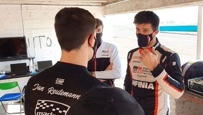 Dos equipos de Súper TC2000 probaron antes de la próxima fecha en Paraná