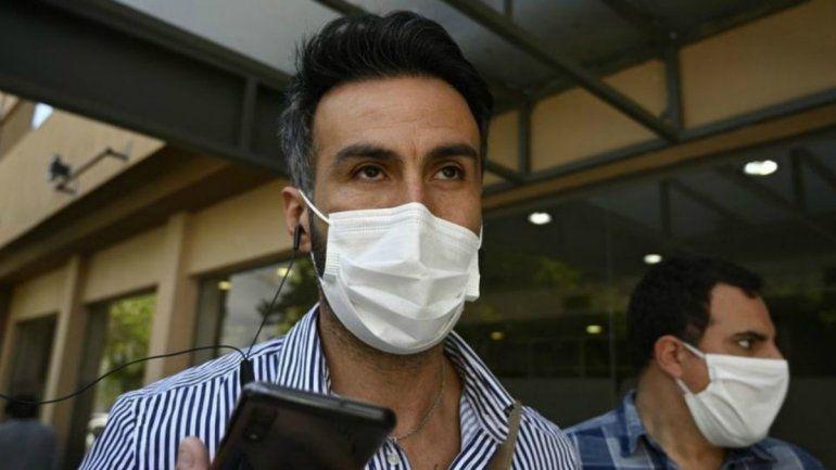 Abogado de Leopoldo Luque habla sobre el caso de su cliente