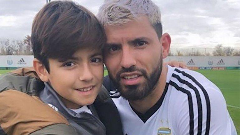 Otra mala para Gianinna Maradona: su hijo Benjamín dio positivo a COVID-19