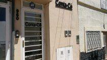 estudio contable ofrece $40 mil para recuperar cpus robados