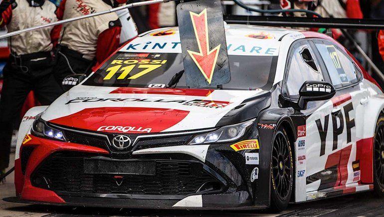 Matías Rossi regresa al Stock Car en la fecha doble de Goiania