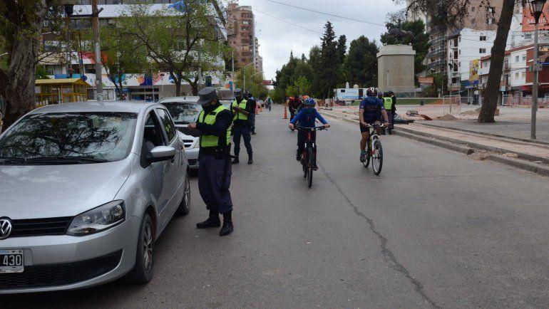 En menos de un día, la Policía recuperó tres bicicletas robadas