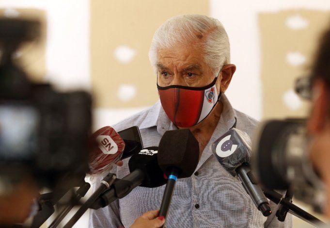 Pereyra seguirá al frente de Petroleros tras la suspensión de las elecciones