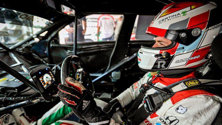 Juan Ángel Rosso habló del momento del Puma Energy Honda Racing en Súper TC2000.