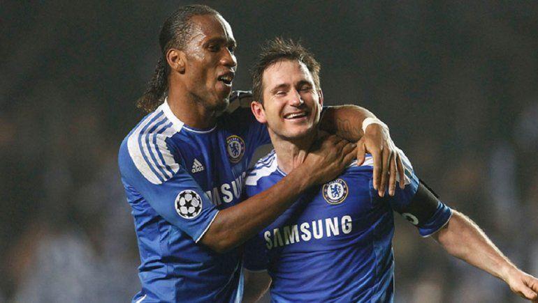 A la dupla del Tottenham solamente le faltan 7 goles para igualar la marca de Drogba y Lampard, y 8 para superarlos.