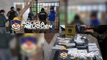 barrio belgrano: secuestraron droga y $80 mil en kiosco narco