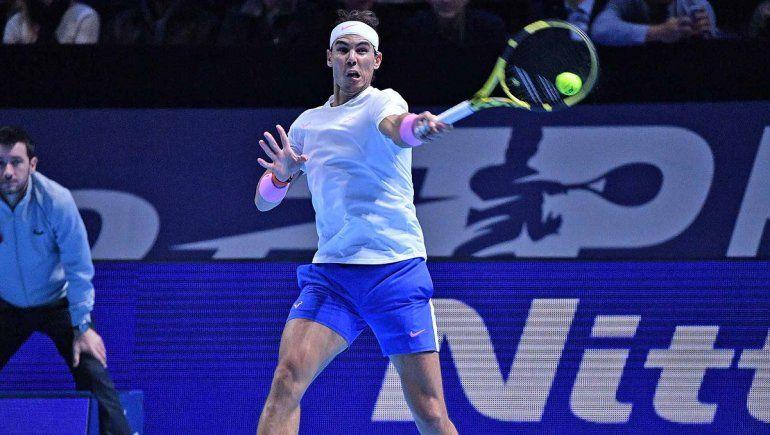 Nitto ATP Finals: Rafa Nadal después de su derrota
