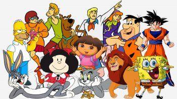 El significado de soñar con dibujos animados