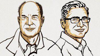 nobel de medicina: dos cientificos que hicieron avances en temperatura le ganaron a los creadores de la vacuna arn