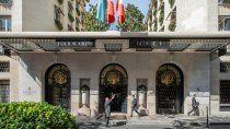 francia: asaltaron el hotel en el que los presidentes se alojan
