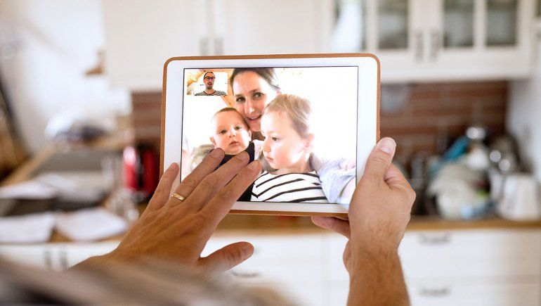 Aplicaciones para celebrar el Día del Padre de forma virtual