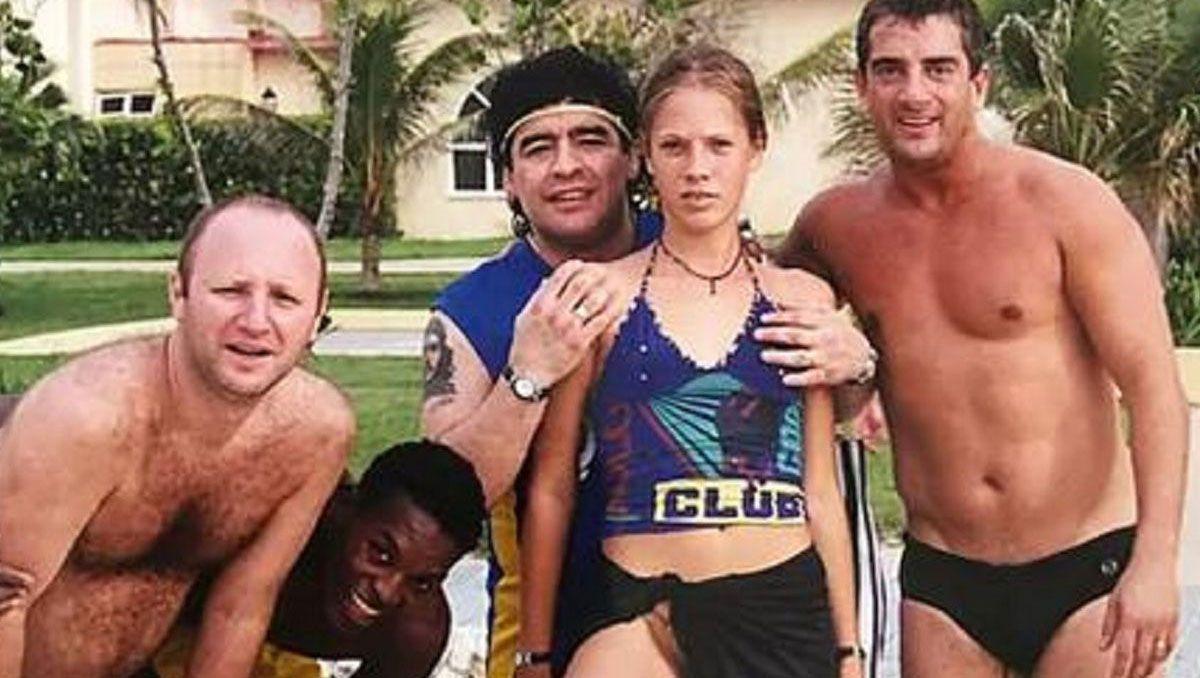 hay pruebas, diego fue filmado por el gobierno cubano