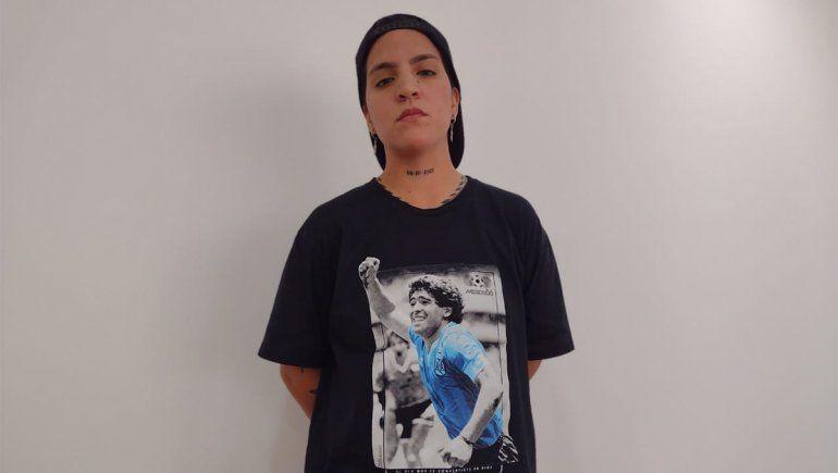Una de las posibles hijas de Maradona se hará el ADN