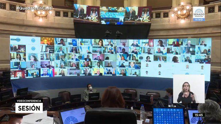 Senado: cómo será el voto neuquino a la reforma judicial