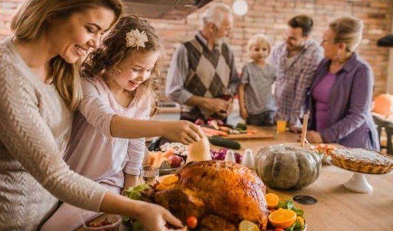 El día de acción de gracias se celebra fundamentalmente en Estados Unidos y Canadá