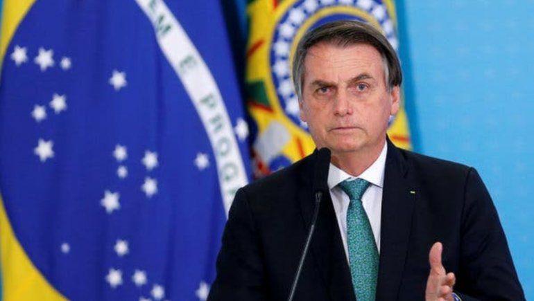 El irónico tuit de Bolsonaro en relación a los dichos de Alberto