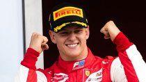 Mick Schumacher debutará como piloto titular en la temporada 2021 de la Fórmula 1.
