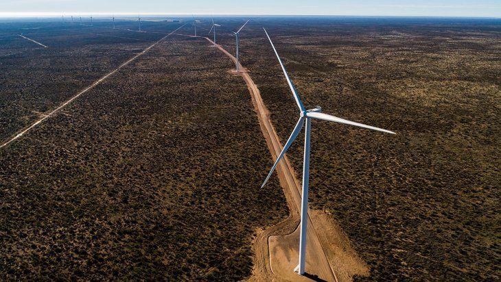 La energía renovable rompió otro récord en el país