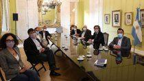 crisis sanitaria: crean una mesa de trabajo entre nacion y prestadoras de salud