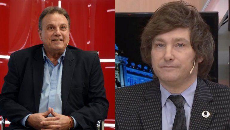 Carlos Eguía y Milei: las similitudes de los éxitos outsider