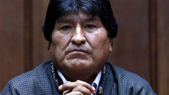 Inhabilitaron a Evo Morales a presentarse como senador