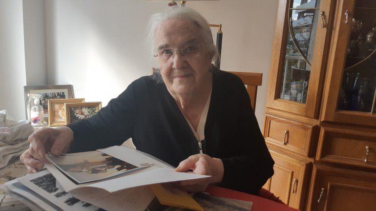 Pirucha: mucho más que la hija del primer fotógrafo de Neuquén