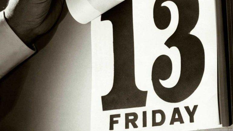 Supersticiones sobre el viernes 13