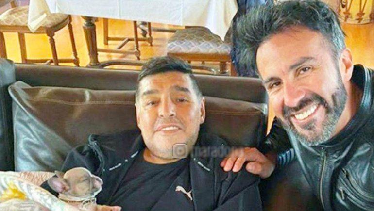 El médico investigado por la muerte de Maradona pidió viajar a Bariloche
