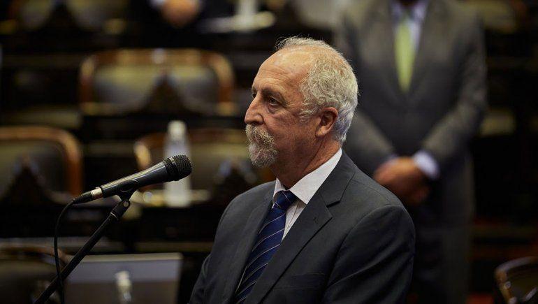 Carnaghi: Neuquén tiene gente maravillosa y para compensar lo tiene a Francisco Sánchez