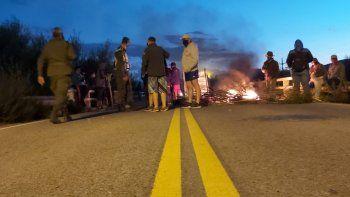 junin: automovilistas y manifestantes volvieron a enfrentarse
