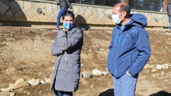 Gutiérrez se reunió con mapuches en Ruca Choroi