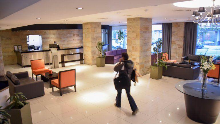 Hoteleros hablan de brutal caída de la actividad