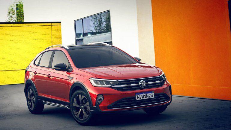 Iruña ya entrega los nuevos Nivus de Volkswagen