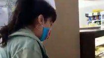 insolito: la escracharon por mechera y se quejo del dano psicologico que le hacian