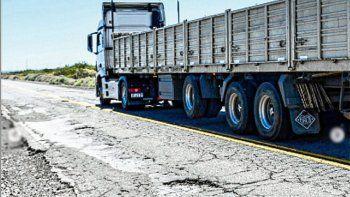 matzen: el estado de la ruta 151 es calamitoso