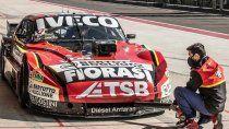 Manu Urcera y Juan Cruz Benvenuti terminaron el Desafío de las Estrellas del TC en San Juan