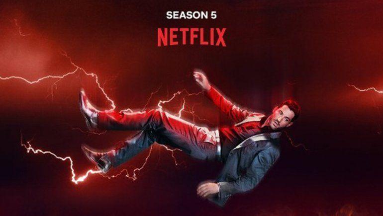 Tom Ellis regresa para la segunda parte de la quinta temporada de Lucifer | Foto: @lucifernetflix